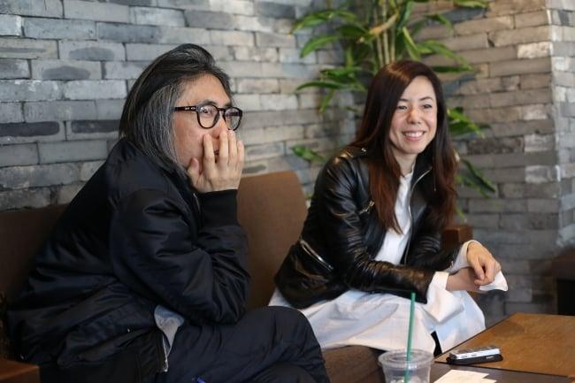 #涉谷新據點TRUNK(HOTEL):請來藤原HIROSHI訪談卻是真心話大冒險 5