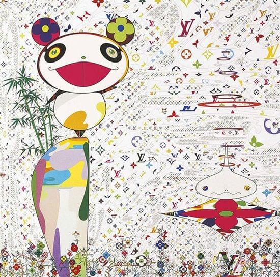 #Face Painting:驚人的日本波普藝術 15