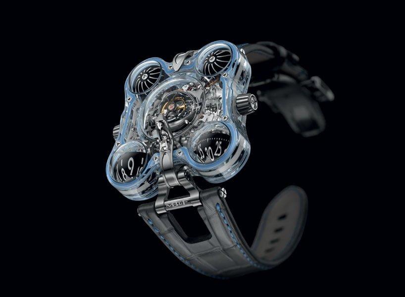 #MB&F HM6:來自異星的手錶 1