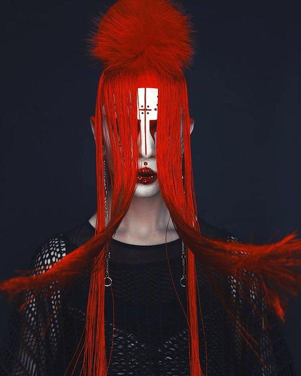 #極限畫臉藝術:Ryan Burke 8