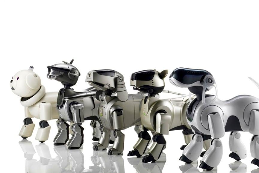 # 90年代電子寵物回歸:睽違18年 SONY 機器狗 AIBO 重新復活! 1