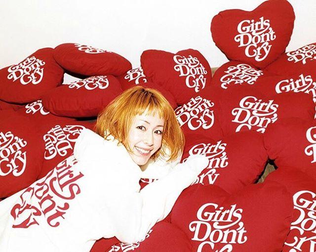 # 我希望看見妳的微笑:今年日本最具話題性服飾品牌 「Girls Don't Cry」 5