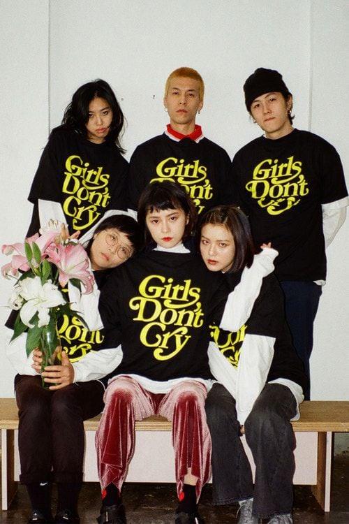 # 我希望看見妳的微笑:今年日本最具話題性服飾品牌 「Girls Don't Cry」 14