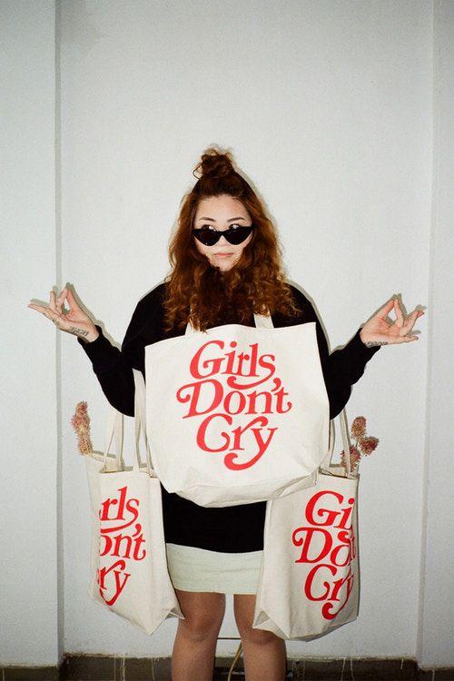 # 我希望看見妳的微笑:今年日本最具話題性服飾品牌 「Girls Don't Cry」 15