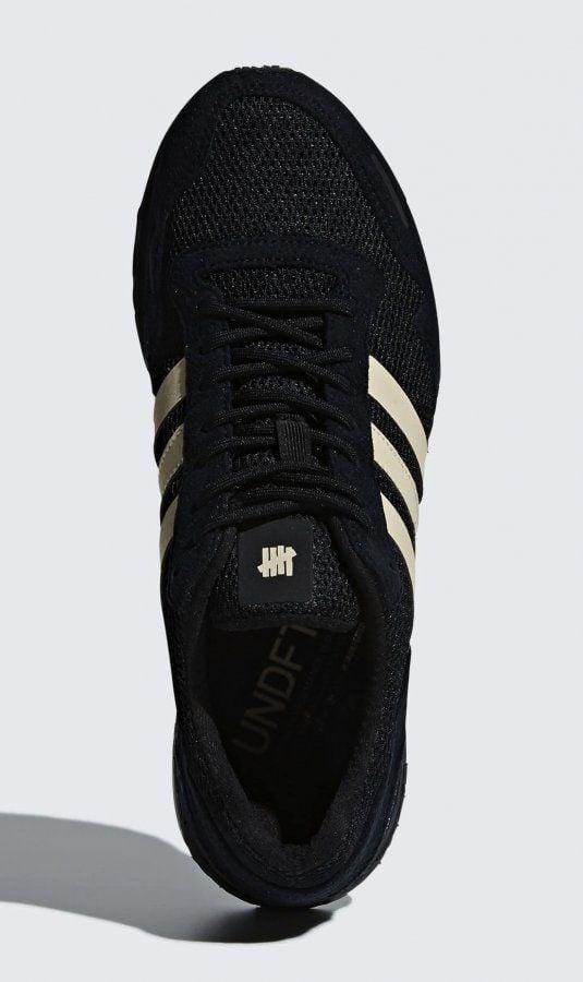 # 聯名鞋款再度釋出:UNDEFEATED × adidas UltraBOOST 13