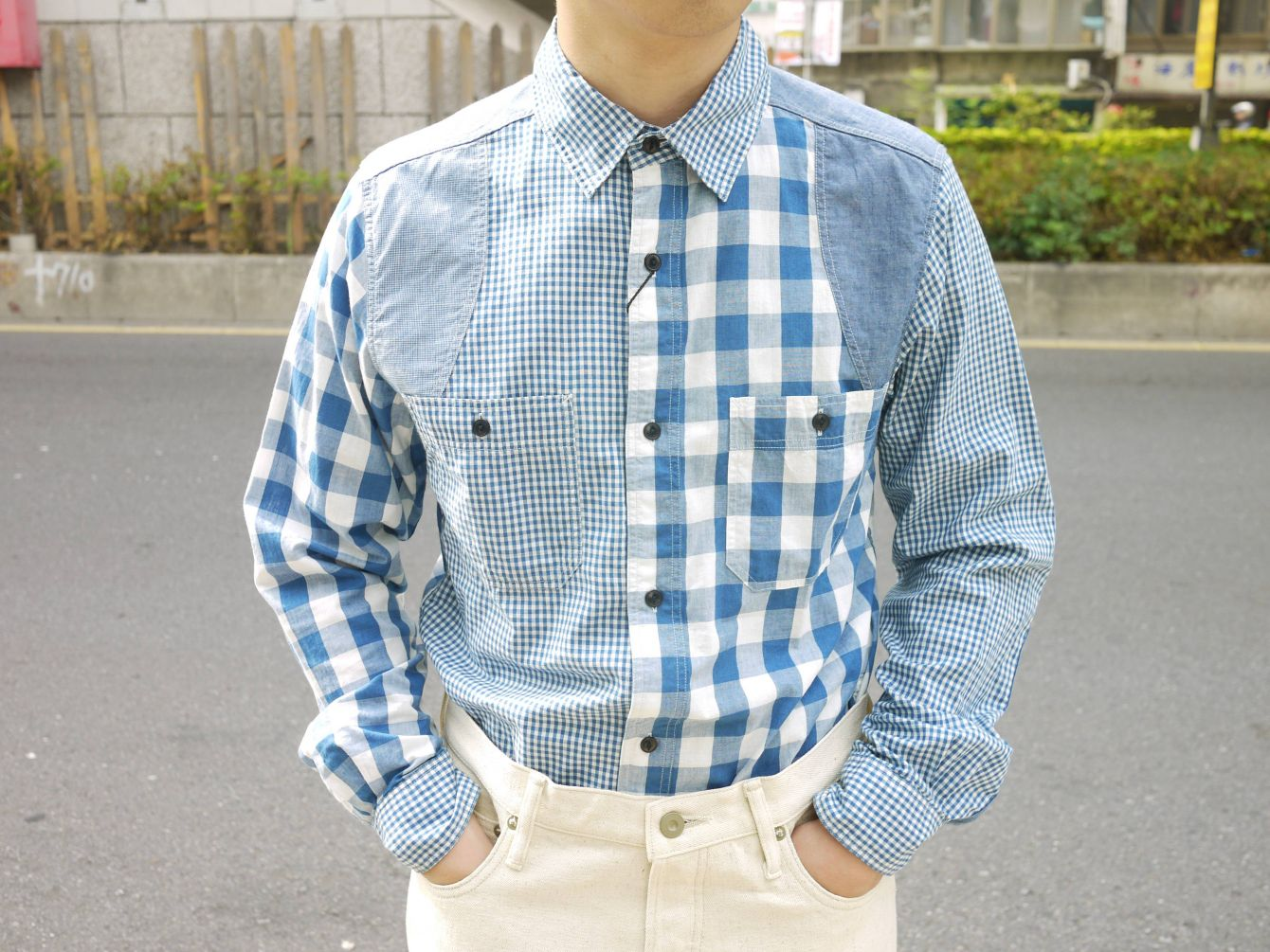 Classic Works:【我的探索之路-Nigel Cabourn Crazy Medical Shirt 】 5