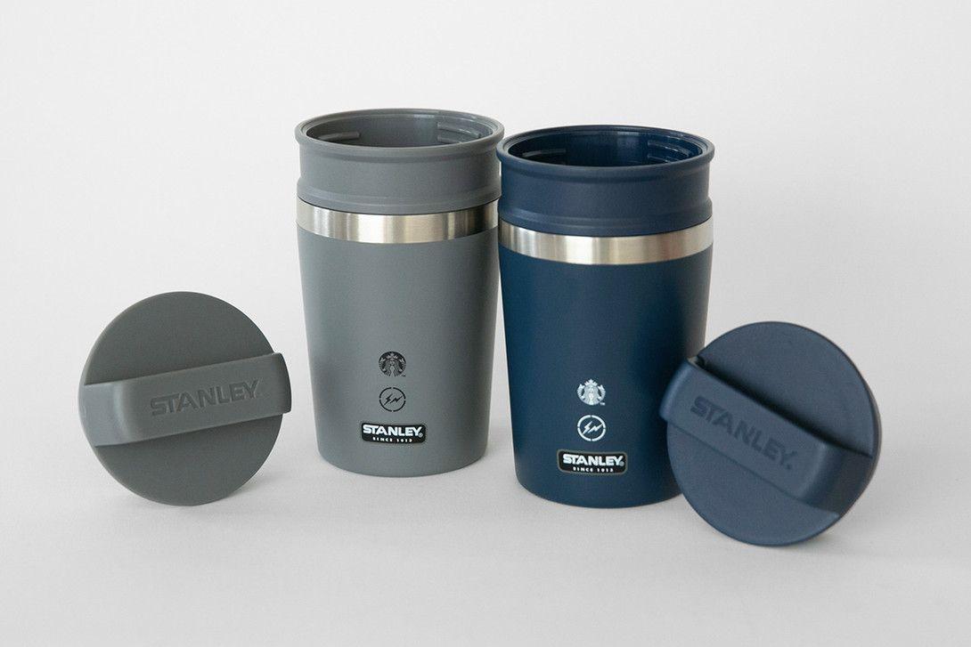 # Fragment Design × Starbucks × Stanley:三方聯名款保溫杯系列登場發表 1