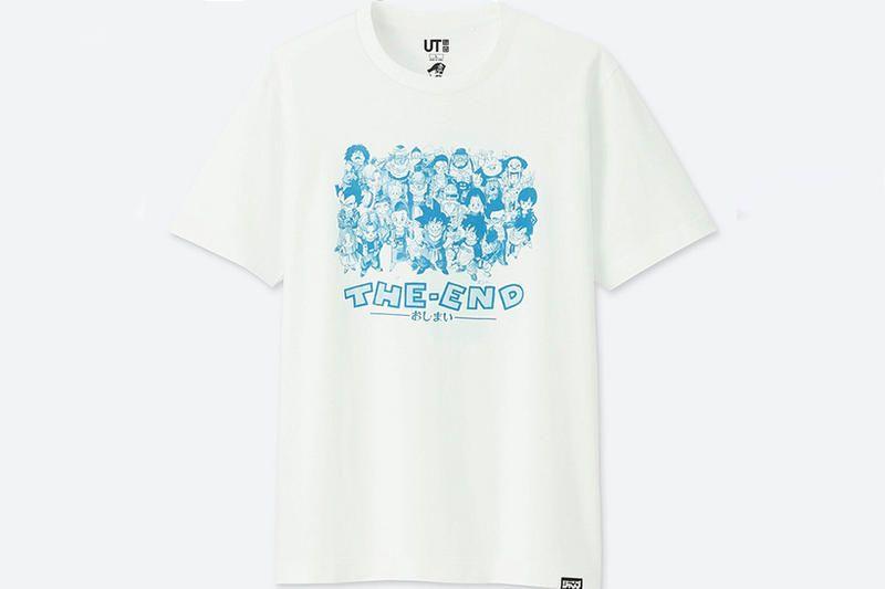 # UNIQLO UT × 週刊少年 JUMP 50 週年:聯名系列第二彈登場 5