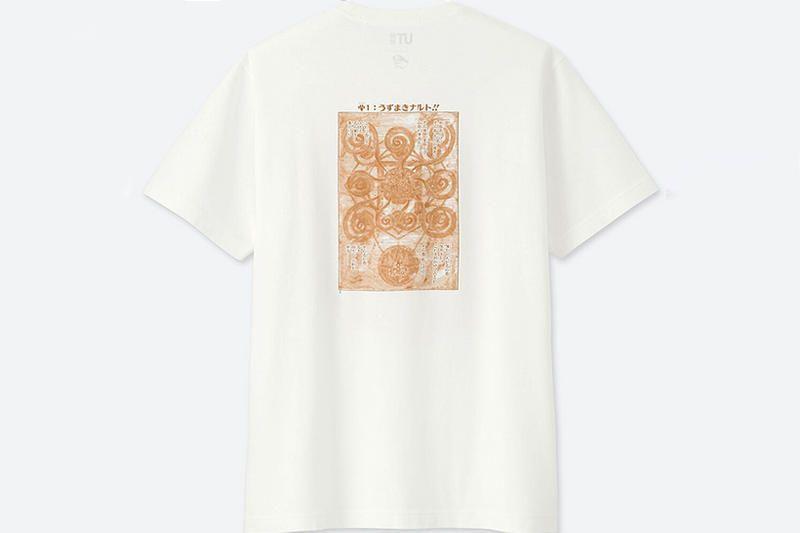 # UNIQLO UT × 週刊少年 JUMP 50 週年:聯名系列第二彈登場 1
