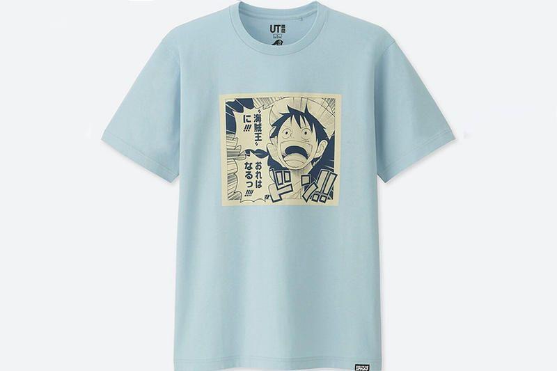 # UNIQLO UT × 週刊少年 JUMP 50 週年:聯名系列第二彈登場 29