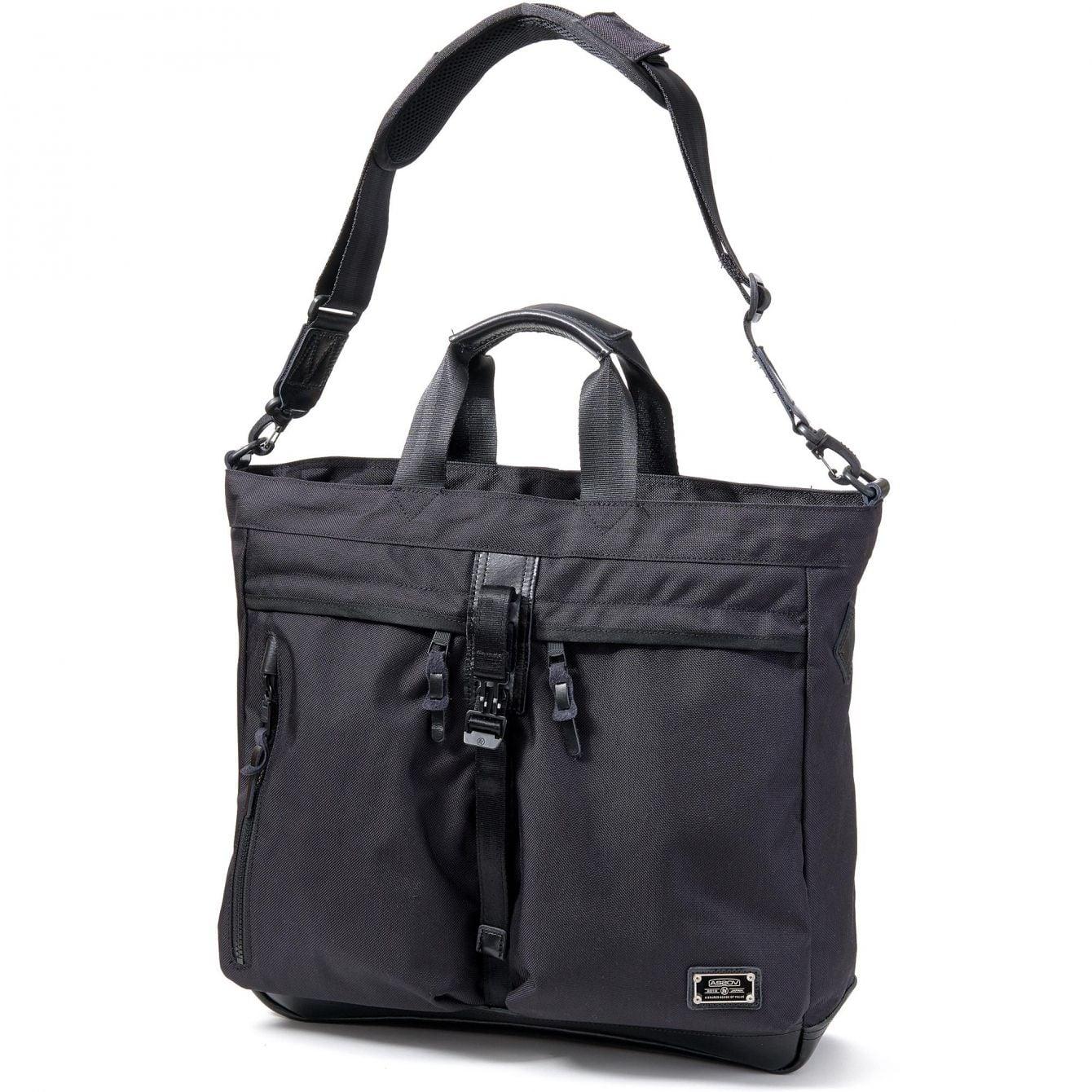 # 「AS2OV」包袋品牌獨家彈道尼龍:2WAY SHOULDER & BODY BAG 新品上市 1