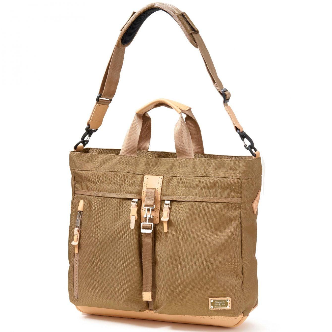# 「AS2OV」包袋品牌獨家彈道尼龍:2WAY SHOULDER & BODY BAG 新品上市 3
