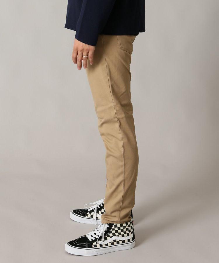 # 可防水抗汙又排汗的休閒褲:來自瑞士的 3XDRY®獨家專利技術 11