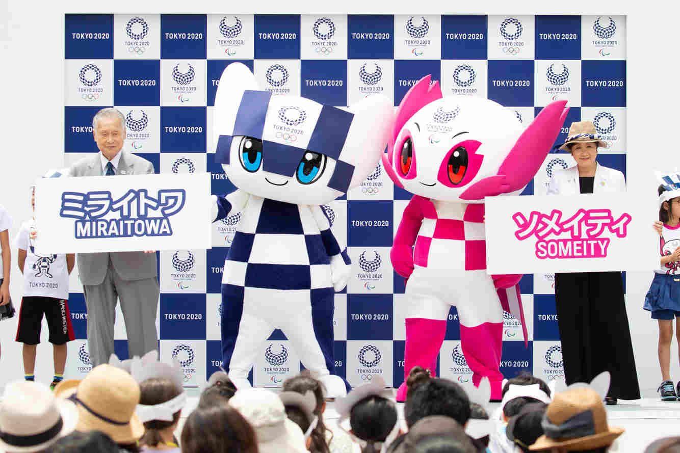 # 2020東京奧運吉祥物登場:Someity 與 Miraitowa 正式亮相! 3