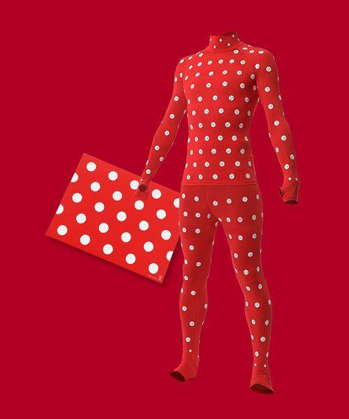 # ZOZOSUIT 新商品發布:客製化西裝&限量紅色點點衣登場 7