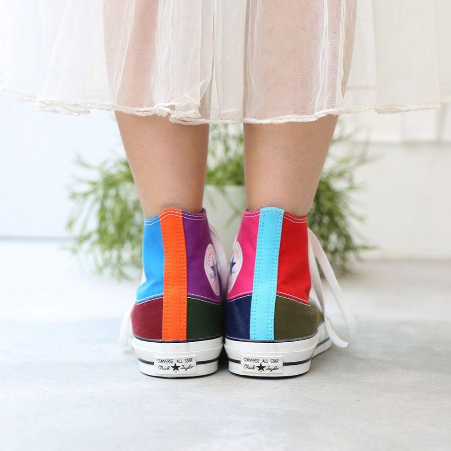 # Jam Home Made 紀念品牌二十週年:攜手 Converse Japan 推出拼色設計鞋款 5