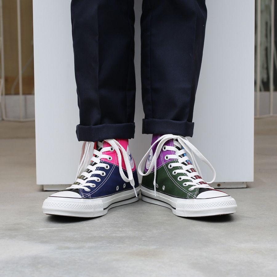 # Jam Home Made 紀念品牌二十週年:攜手 Converse Japan 推出拼色設計鞋款 1
