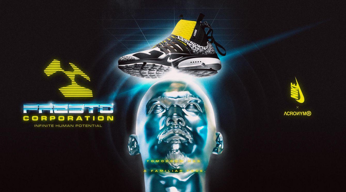 # ACRONYM × Nike 再度攜手:重磅聯名系列正式釋出 2