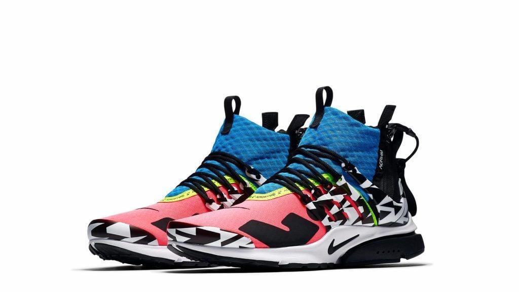 # ACRONYM × Nike 再度攜手:重磅聯名系列正式釋出 4