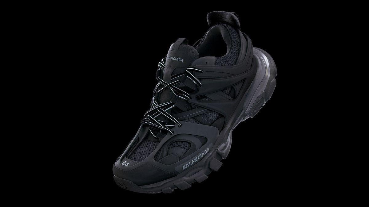 # Balenciaga 再出招:承襲 Triple S 復古外型,最新鞋款即將發售 1