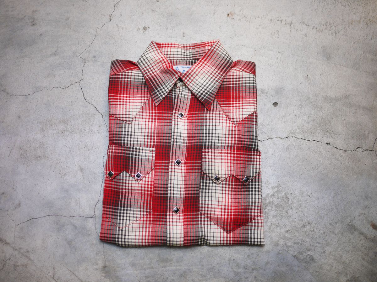 Classic Works:【我的探索之路-Rock Mount Ranch Wear Western Shirt 】 6
