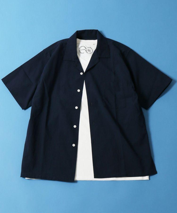 # 涼感襯衫新選擇:古巴領開襟襯衫 COOL MAX 5