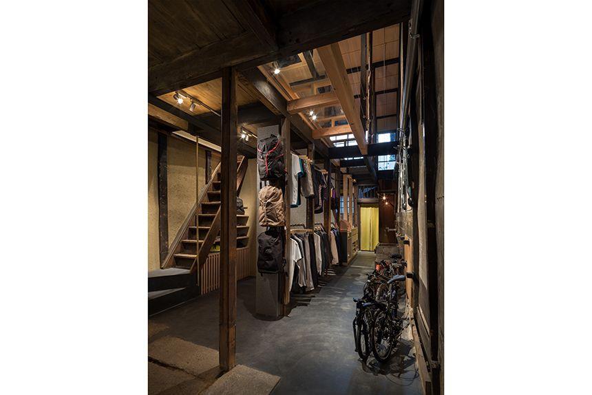 # 結合傳統與現代機能:narifuri 開設關西首家直營店鋪 4