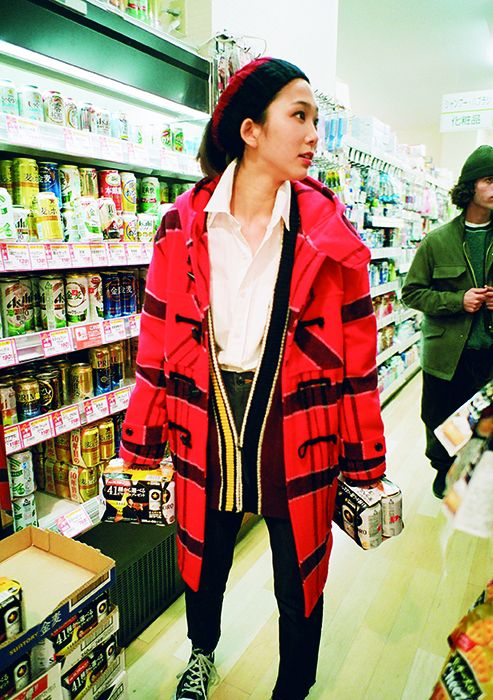 # SON OF THE CHEESE 2018秋冬系列形象照釋出:以「澀谷」為中心綜合多重風格 13