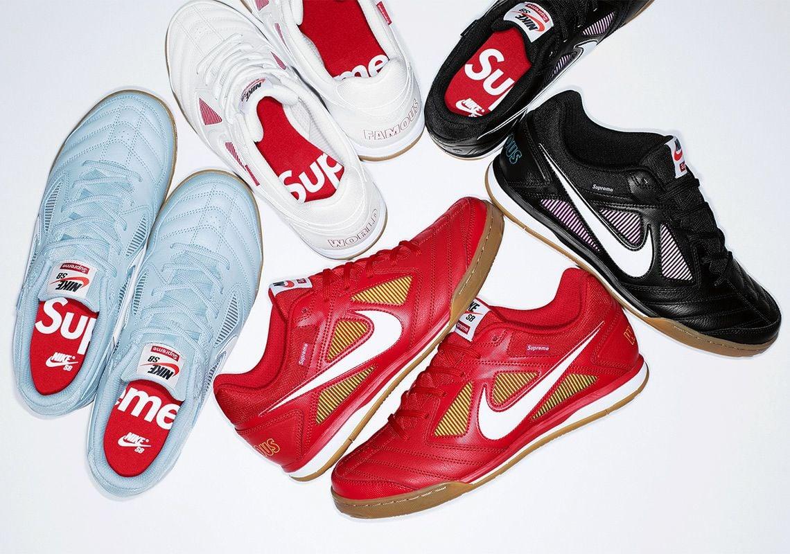 "# Supreme × Nike SB 聯名系列:""Gato"" 售價及上市日期公布! 2"