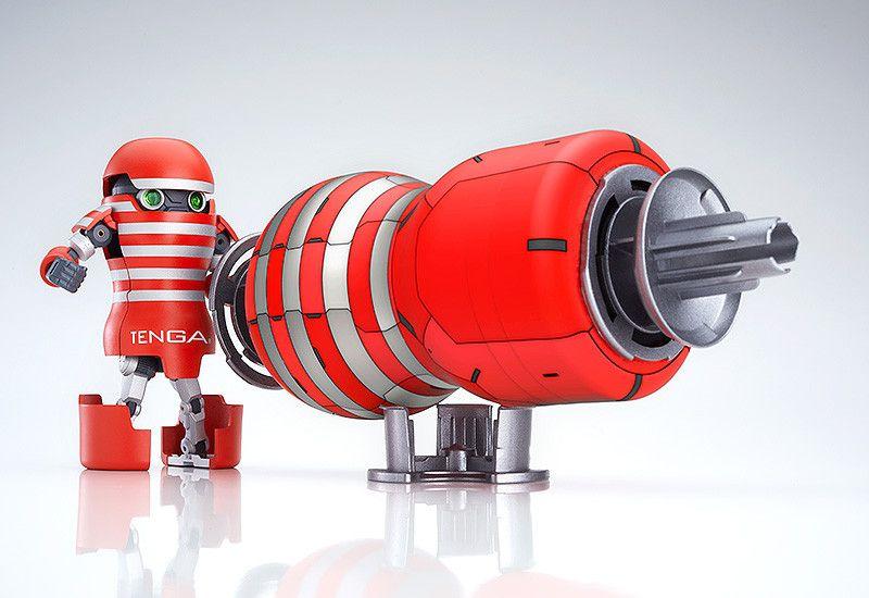 # 那個 TENGA 竟然變成機器人了:TENGA × GOOD SMILE COMPANY 推出合作商品 1