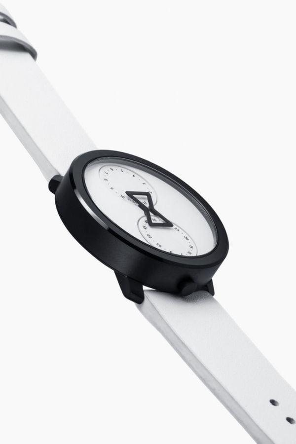 # 跳脫傳統指針概念的極簡化手錶:NU:RO - Minimalist Analog Watch 2