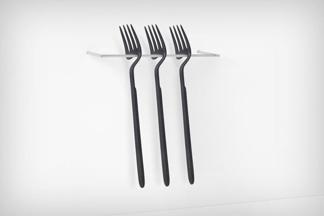 # 極簡骨骼風餐具:「skelton」Nendo for Valerie Objects 12