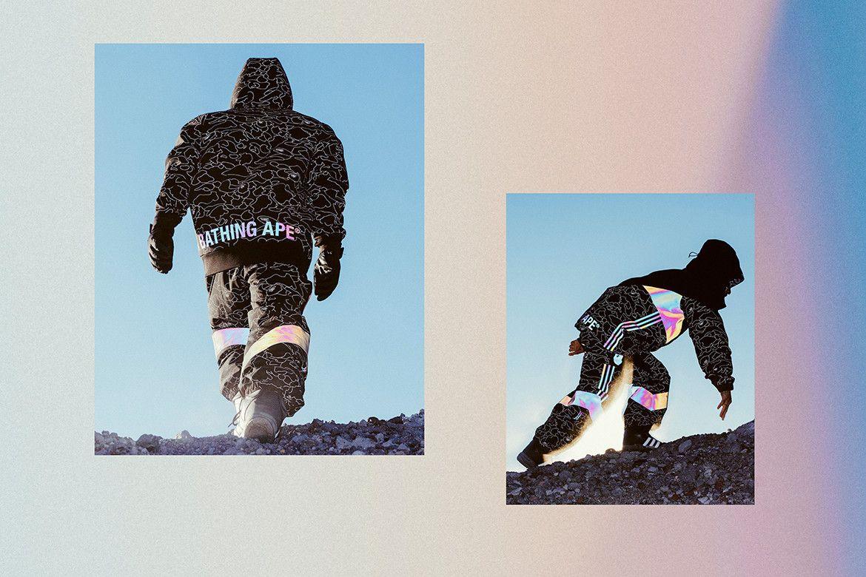 # BAPE × adidas Originals 最新聯名:以滑雪運動為主軸之合作系列 12