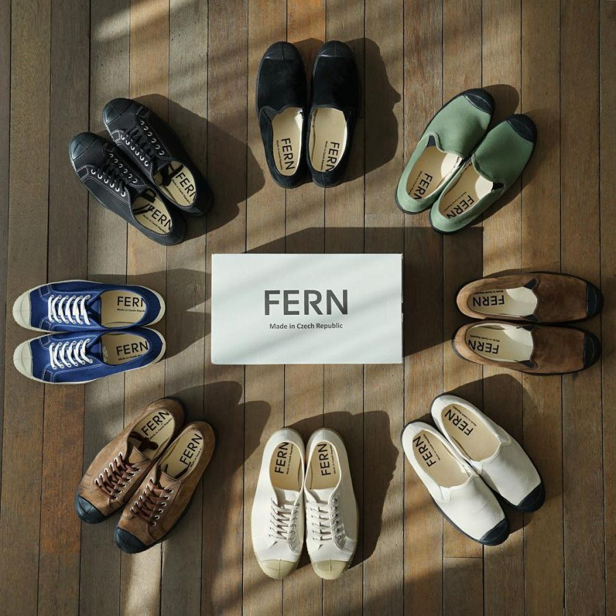 # In Your Shoes 014:除了 Vans、Converse 之外,這些帆布鞋品牌也來頭不小!(上) 6