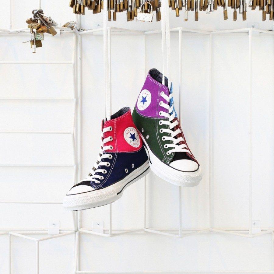 # In Your Shoes 017:單一太無聊,異樣才夠看!盤點近期火紅的「拼接」鞋款 7