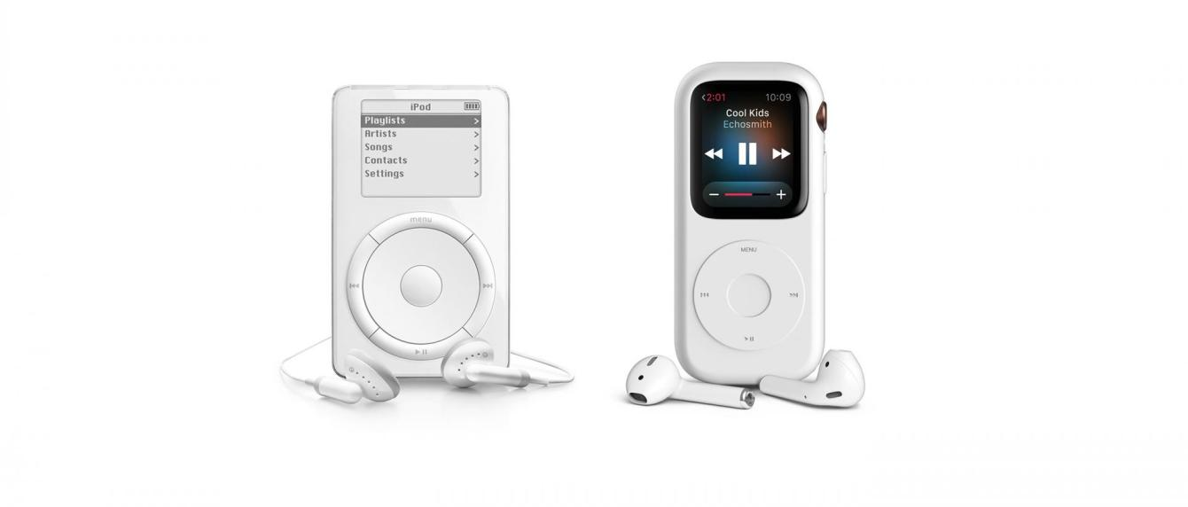 # 重現隨身聽:Apple Watch 竟搖身一變成 iPod! 1