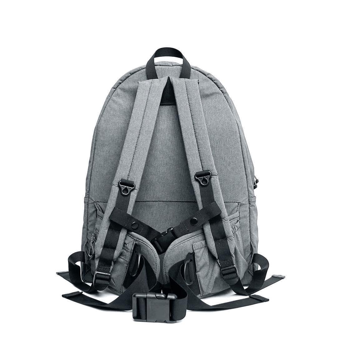 # Bag Yourself 021:以為夾層多就夠了嗎?層層堆疊的組合包款才是實用至上! 5