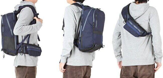 # Bag Yourself 021:以為夾層多就夠了嗎?層層堆疊的組合包款才是實用至上! 1