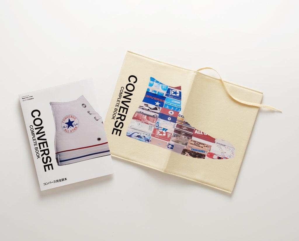 # Converse Complete Look:Converse 110週年紀念冊登場,書套專屬序號鞋內標超吸睛! 1