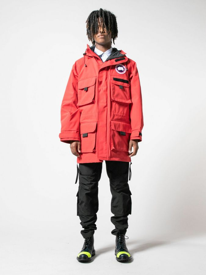 # Canada Goose:抗寒利器!展翅高飛的加拿大鵝 1