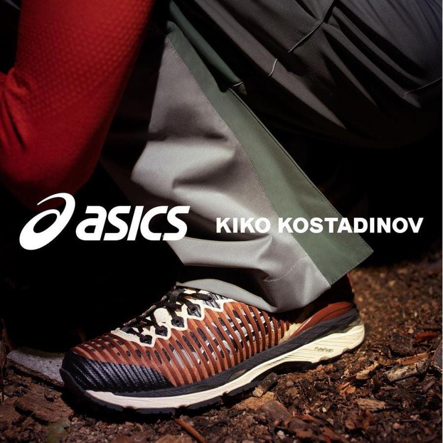# Kiko Kostadinov × Asics:全新聯名系列 Gel-Delva 鞋款即將上架 10