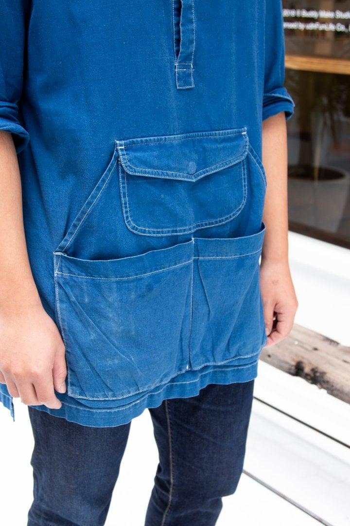 # Shop Staff Snap:用長板工作襯衫,打造濃厚職人感 6
