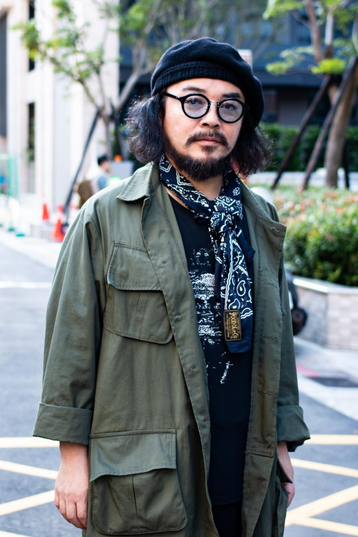 # Shop Staff Snap:加茂學的 Beret Style! 5