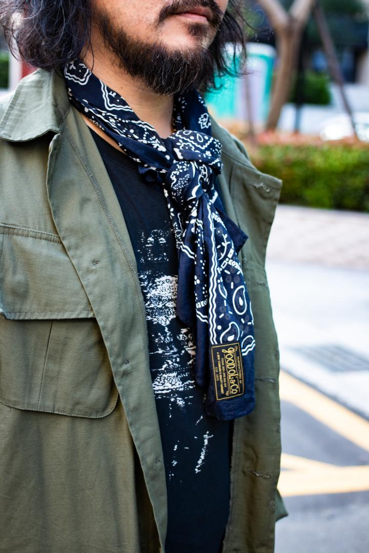 # Shop Staff Snap:加茂學的 Beret Style! 1