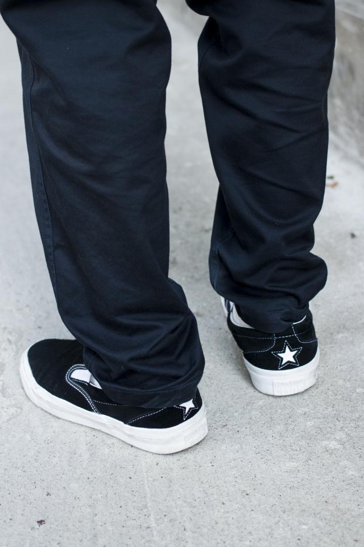 # Shop Staff Snap:毛料 x 寬輪廓將成街頭主流? 3