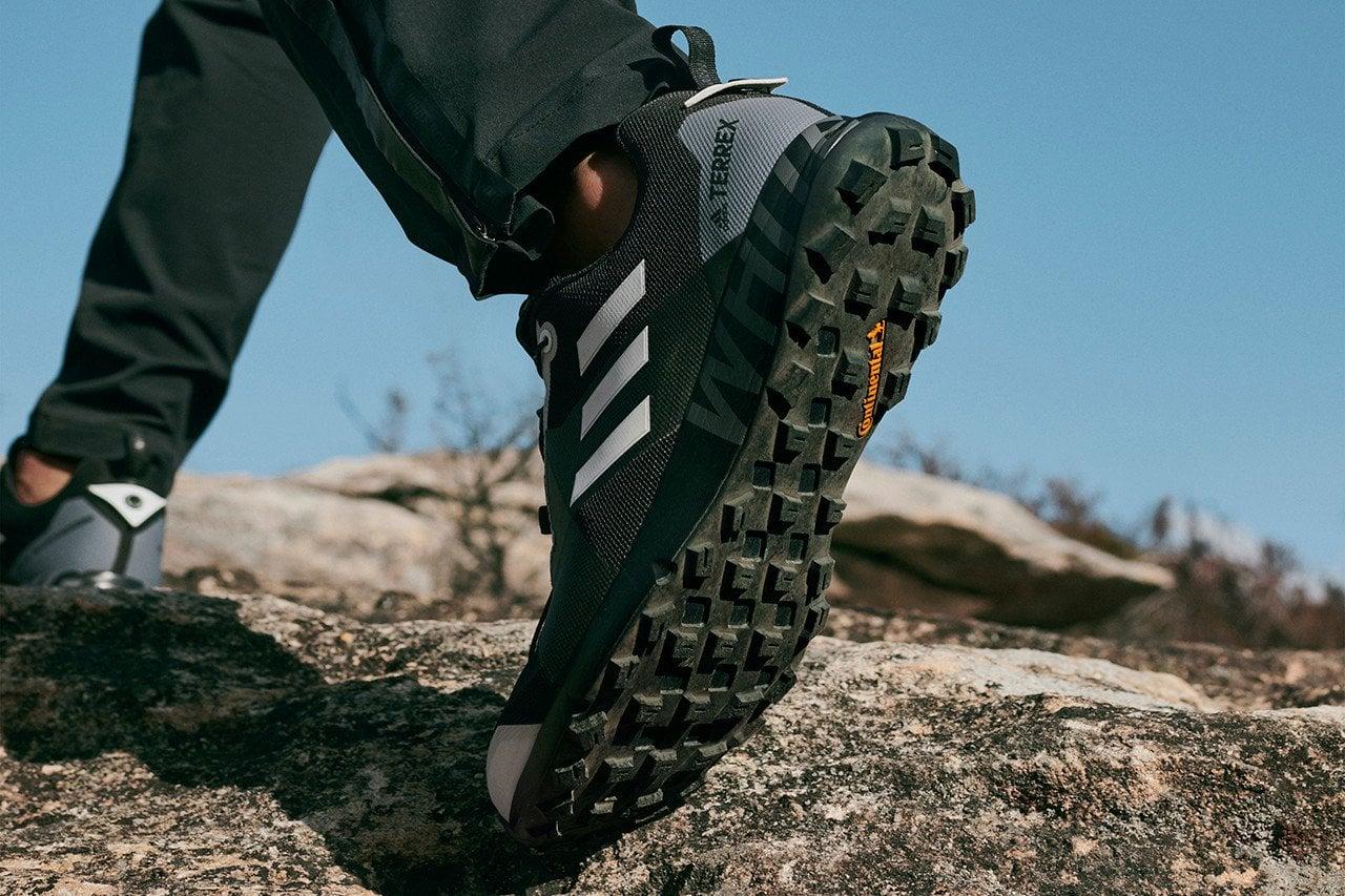 # 日式美學與戶外運動之結合:Adidas TERREX × White Mountaineering 聯名系列即將登場 2