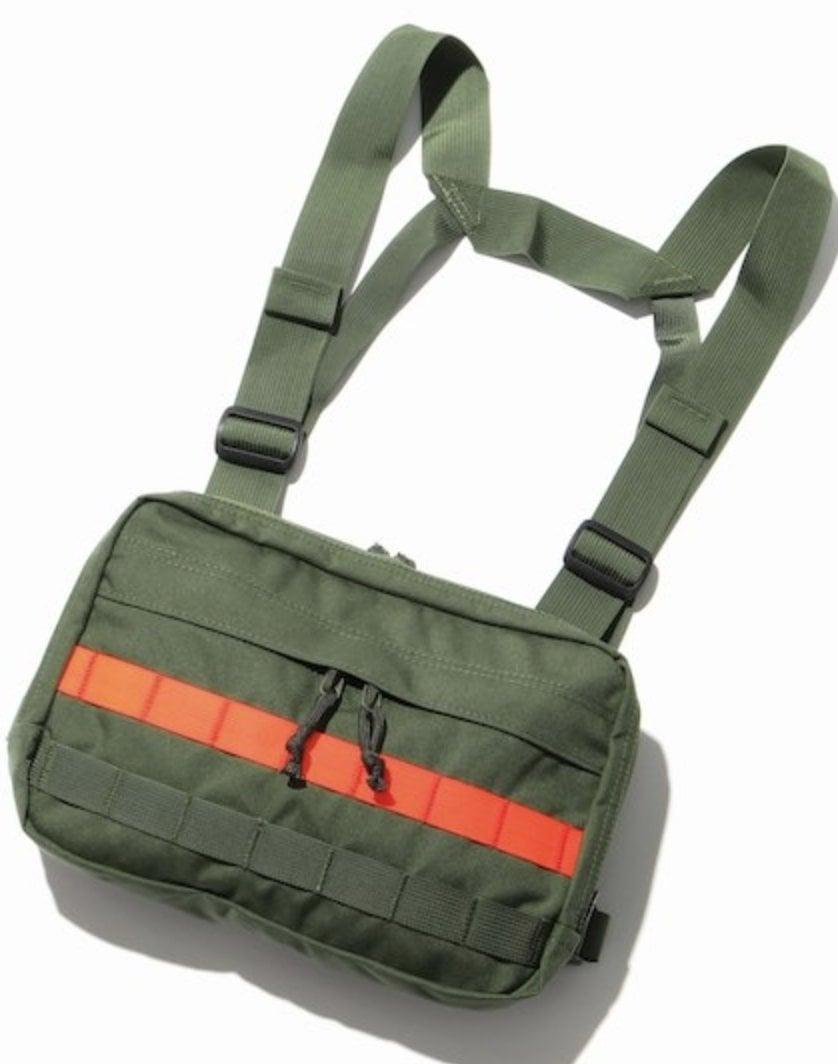 # Bag Yourself 022:背心也能當成包包!近期熱門的 Chest Rig 喜歡流行的你必須入手! 6