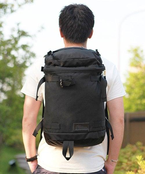 # Bag Yourself 024:看膩普通的 Daypack 了嗎?那就來顆掀蓋式後背包吧! 20