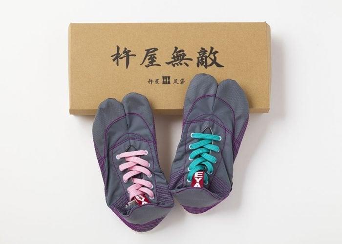 # In Your Shoes 024:原來「足袋」最早是源自於中國?分趾鞋的醜美魅力席捲全球! 10