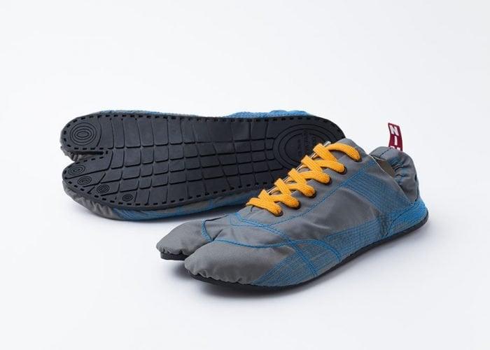 # In Your Shoes 024:原來「足袋」最早是源自於中國?分趾鞋的醜美魅力席捲全球! 12